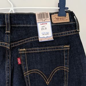 NWT Levi's 515 Boot Cut Jeans